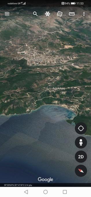 Οικόπεδο 13.000τ.μ. πρoς αγορά-Πέρδικα » Αρίλλας