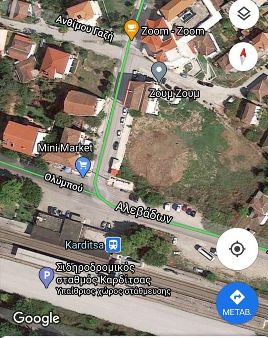Οικόπεδο 2.800τ.μ. πρoς αγορά-Καρδίτσα » Κέντρο