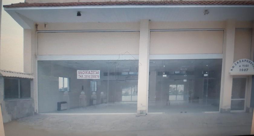 Επιχειρηματικό κτίριο 250τ.μ. πρoς ενοικίαση-Καβάλα » Άγιος γεώργιος