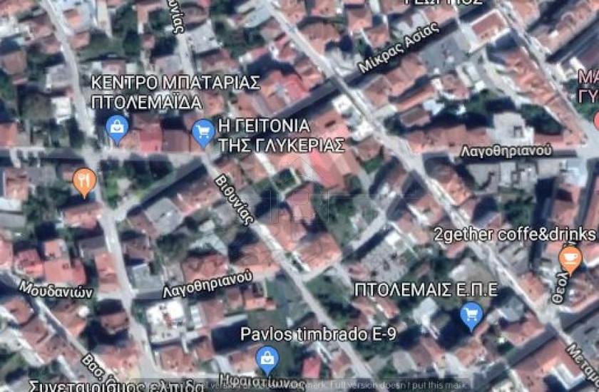 Οικόπεδο 300τ.μ. πρoς αγορά-Πτολεμαϊδα » Κέντρο