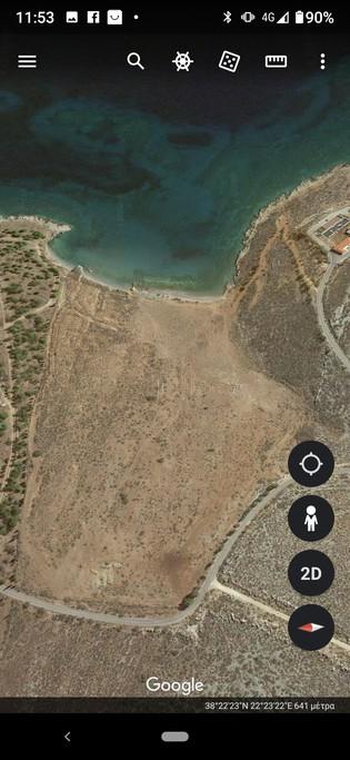Οικόπεδο 13.000τ.μ. πρoς αγορά-Γαλαξίδι » Αψηφιά