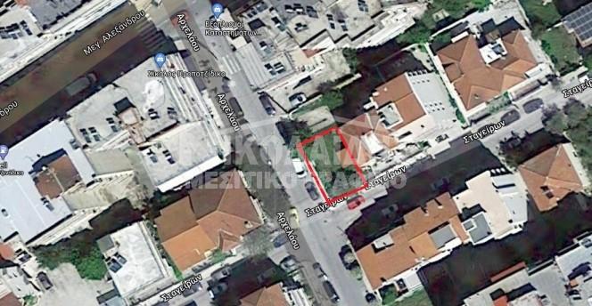 Οικόπεδο 230τ.μ. πρoς αγορά-Σέρρες » Κέντρο