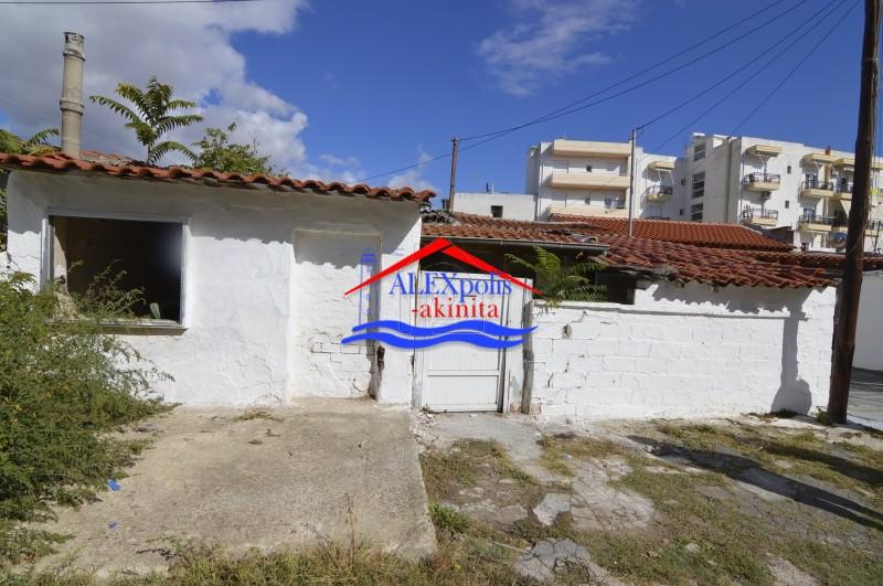 Μονοκατοικία 85τ.μ. πρoς αγορά-Αλεξανδρούπολη » Γαλλικός σταθμός