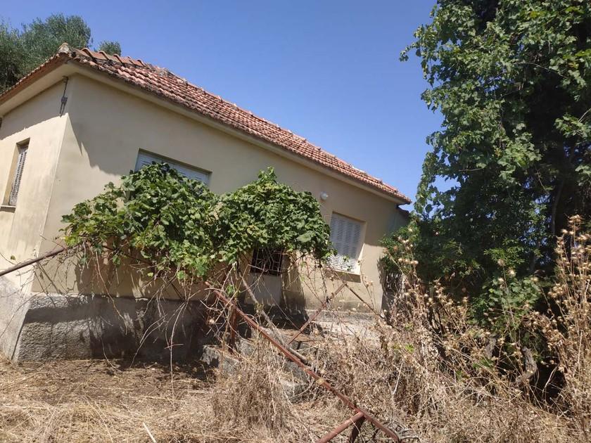 Μονοκατοικία 50τ.μ. πρoς αγορά-Λέσβος - γέρας