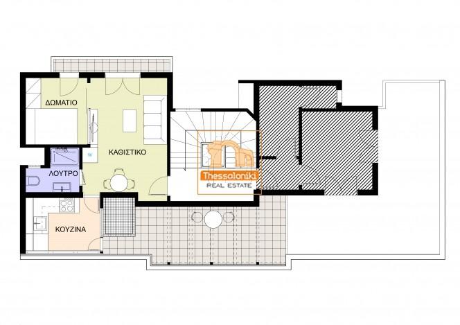 Διαμέρισμα 40τ.μ. πρoς αγορά-Αξιούπολη » Βαλτοτόπι