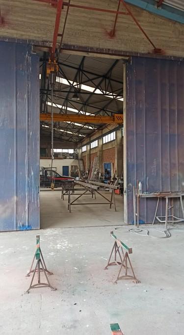 Βιοτεχνικός χώρος 512 τ.μ. πρoς ενοικίαση, Θεσσαλονίκη - Περιφ/Κοί Δήμοι, Καλλιθέα-thumb-0