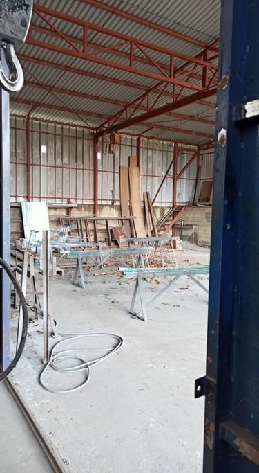 Βιοτεχνικός χώρος 512 τ.μ. πρoς ενοικίαση, Θεσσαλονίκη - Περιφ/Κοί Δήμοι, Καλλιθέα-thumb-5