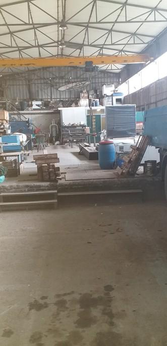 Βιομηχανικός χώρος 500 τ.μ. πρoς ενοικίαση, Θεσσαλονίκη - Περιφ/Κοί Δήμοι, Εχέδωρος-thumb-1