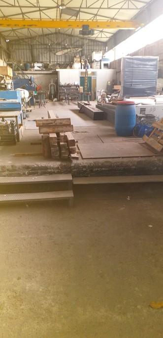 Βιομηχανικός χώρος 500 τ.μ. πρoς ενοικίαση, Θεσσαλονίκη - Περιφ/Κοί Δήμοι, Εχέδωρος-thumb-4