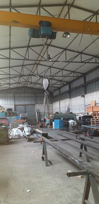 Βιομηχανικός χώρος 500 τ.μ. πρoς ενοικίαση, Θεσσαλονίκη - Περιφ/Κοί Δήμοι, Εχέδωρος-thumb-5