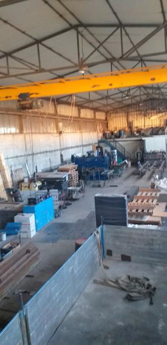 Βιομηχανικός χώρος 500 τ.μ. πρoς ενοικίαση, Θεσσαλονίκη - Περιφ/Κοί Δήμοι, Εχέδωρος-thumb-16