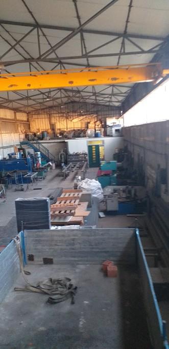 Βιομηχανικός χώρος 500 τ.μ. πρoς ενοικίαση, Θεσσαλονίκη - Περιφ/Κοί Δήμοι, Εχέδωρος-thumb-19