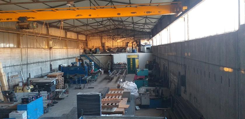 Βιομηχανικός χώρος 500 τ.μ. πρoς ενοικίαση, Θεσσαλονίκη - Περιφ/Κοί Δήμοι, Εχέδωρος-thumb-22