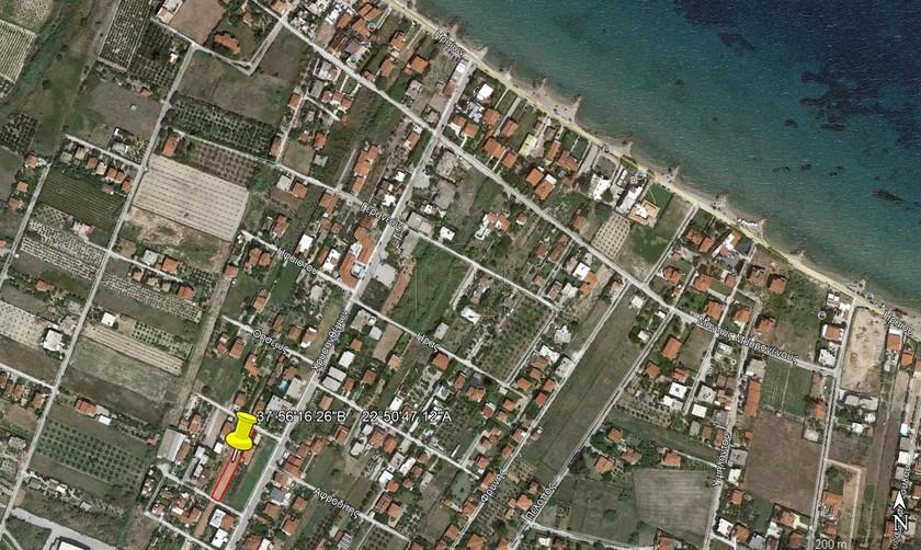 Οικόπεδο 800 τ.μ. πρoς αγορά, Κορινθία, Άσσος-Λεχαίο