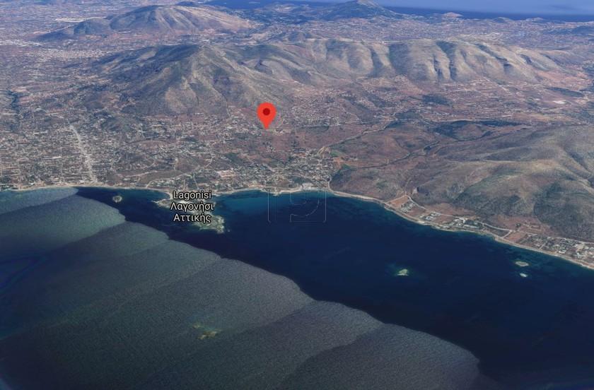 Οικόπεδο 1.000 τ.μ. πρoς αγορά, Υπόλοιπο Αττικής, Καλύβια Θορικού-thumb-4