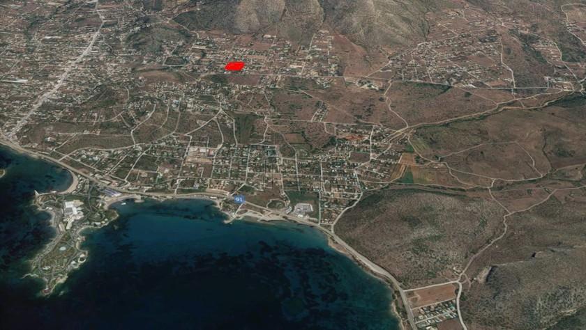 Οικόπεδο 1.000 τ.μ. πρoς αγορά, Υπόλοιπο Αττικής, Καλύβια Θορικού