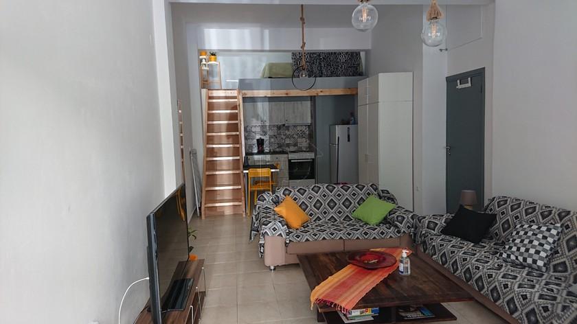Studio / γκαρσονιέρα 40τ.μ. πρoς booking-Ζωγράφου » Γουδή