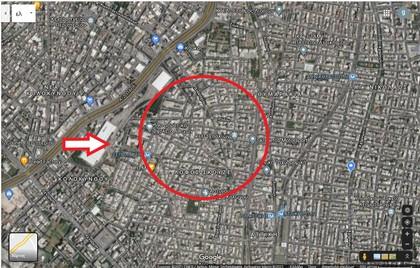 Οικόπεδο 130τ.μ. πρoς αγορά-Σεπόλια - σκουζέ » Σεπόλια