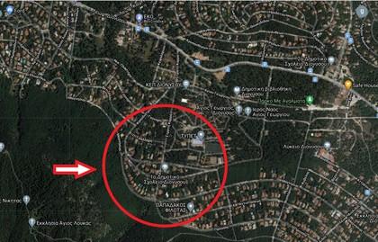 Οικόπεδο 800τ.μ. πρoς αγορά-Διόνυσος » Κέντρο