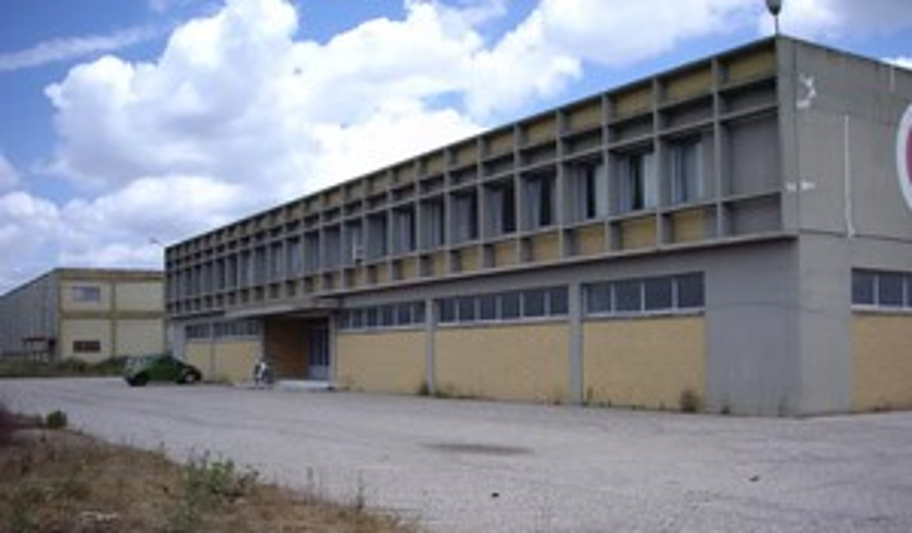 Βιομηχανικός χώρος 1.000τ.μ. πρoς ενοικίαση-Πύργος » Συντριάδα