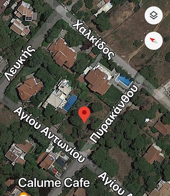 Οικόπεδο 1.056τ.μ. πρoς αγορά-Αχαρνές » Βαρυμπόμπη
