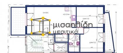 Διαμέρισμα 72τ.μ. πρoς αγορά-Αλεξανδρούπολη » Κέντρο