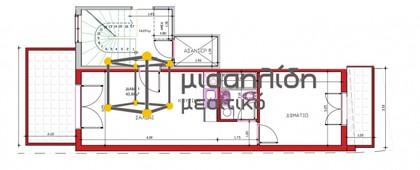 Διαμέρισμα 44τ.μ. πρoς αγορά-Αλεξανδρούπολη » Κέντρο