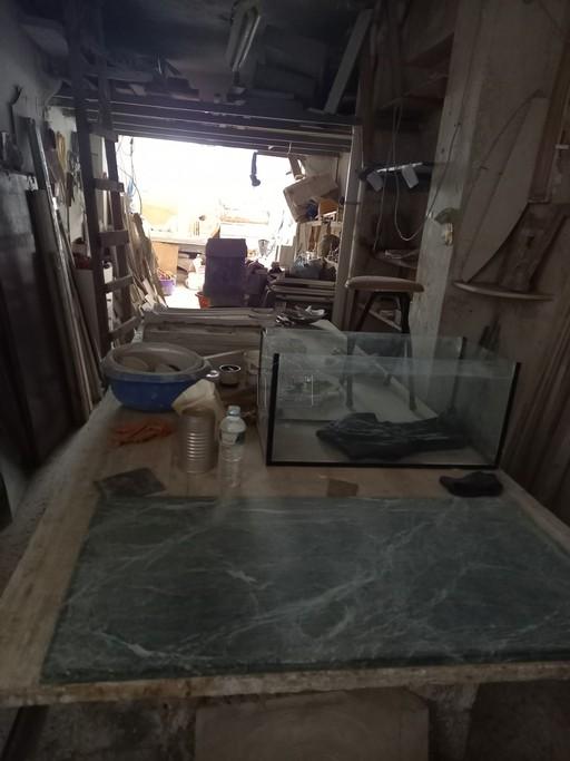 Βιοτεχνικός χώρος 80τ.μ. πρoς αγορά-Καλλιθέα » Αγία ελεούσα
