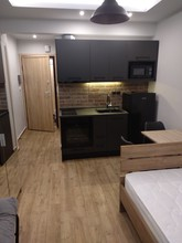 Studio / γκαρσονιέρα 27τ.μ. πρoς ενοικίαση-Νεάπολη » Νέο χωριό
