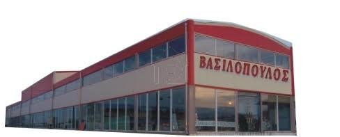 Επιχειρηματικό κτίριο 2.400τ.μ. πρoς ενοικίαση-Τρίκαλα » Ριζαρειό