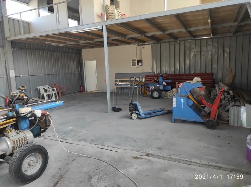 Βιοτεχνικός χώρος 325τ.μ. πρoς ενοικίαση-Φαρκαδόνα » Γριζάνο