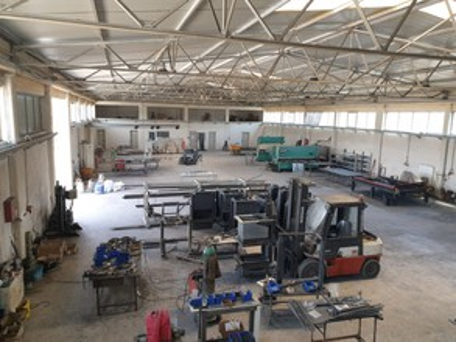 Βιομηχανικός χώρος 3.300τ.μ. πρoς αγορά-Άγιος αθανάσιος » Κέντρο
