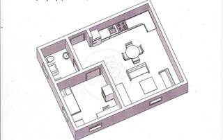 Studio / γκαρσονιέρα 50τ.μ. πρoς ενοικίαση-Καστοριά » Απόζαρι