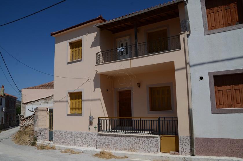 Μονοκατοικία 129τ.μ. πρoς αγορά-Λέσβος - πολιχνίτος