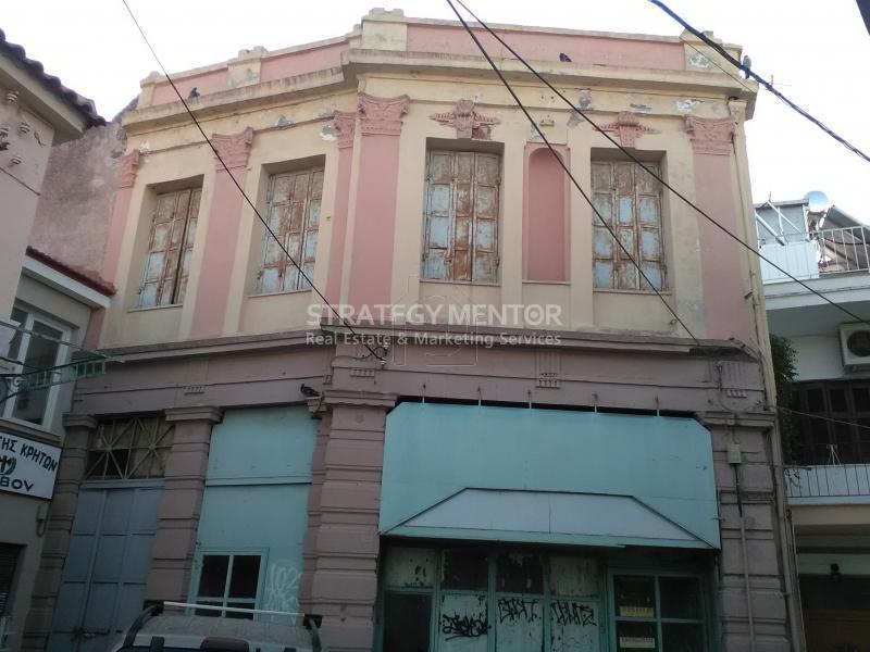 Επιχειρηματικό κτίριο 440τ.μ. πρoς αγορά-Λέσβος - μυτιλήνη » Κέντρο