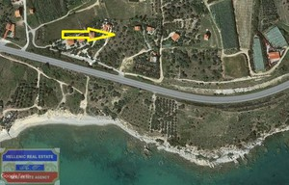 Αγροτεμάχια 500τ.μ. πρoς αγορά-Ελευθερές » Παραλία ελαιοχωρίου