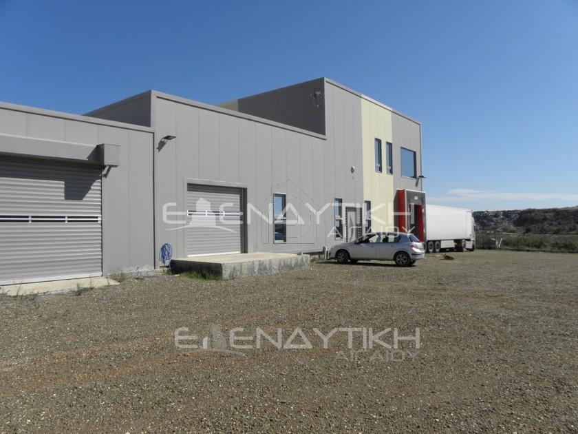 Βιομηχανικός χώρος 800τ.μ. πρoς ενοικίαση-Μουδανιά » Νέα μουδανιά