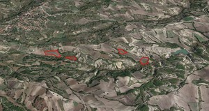 Αγροτεμάχια 23.115τ.μ. πρoς αγορά-Γρεβενά » Αμυγδαλιές