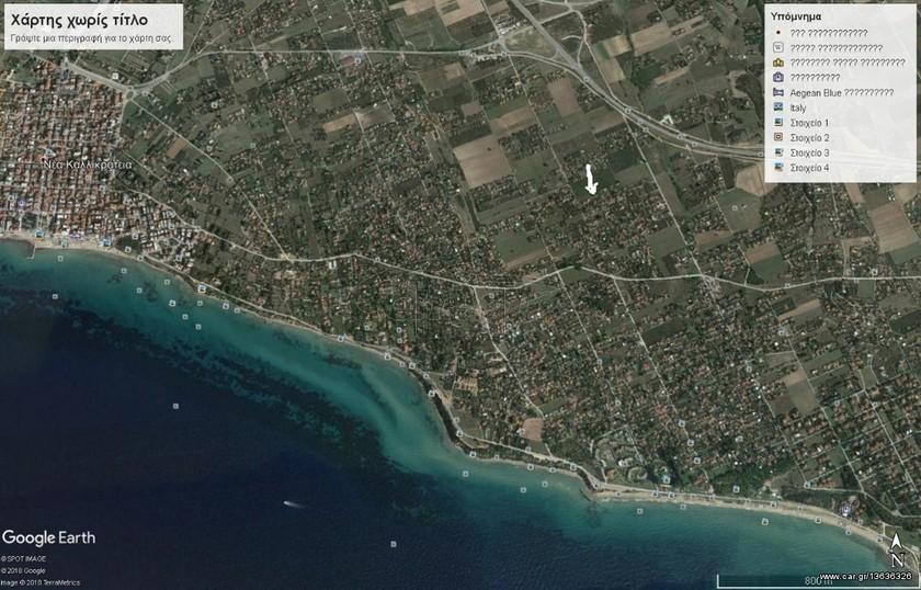 Οικόπεδο 300τ.μ. πρoς ενοικίαση-Καλλικράτεια » Νέα καλλικράτεια