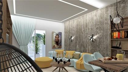 Studio / γκαρσονιέρα 55τ.μ. πρoς ενοικίαση-Ροτόντα