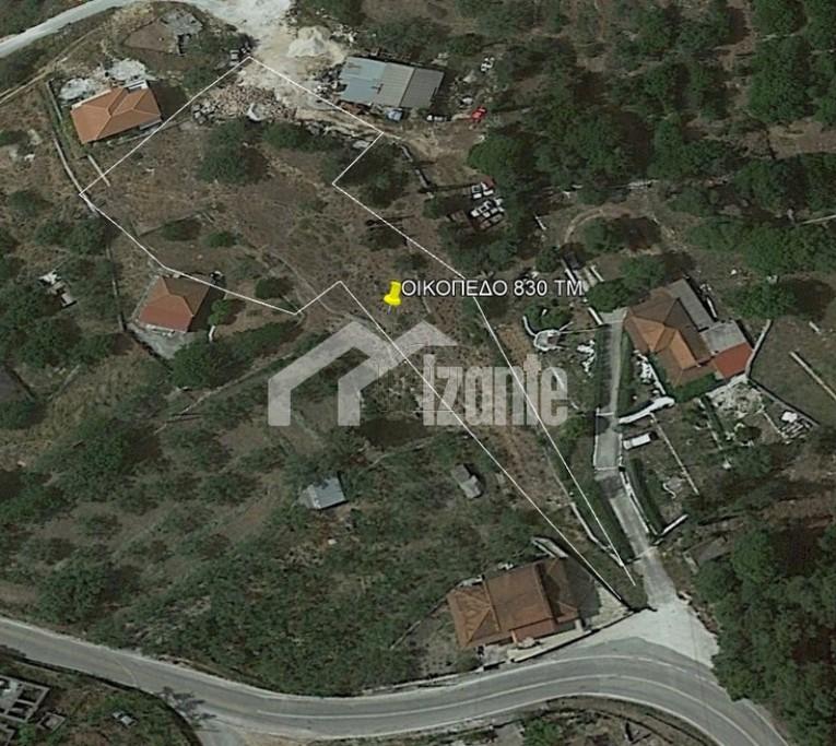 Οικόπεδο 830τ.μ. πρoς αγορά-Αρτεμίσιο