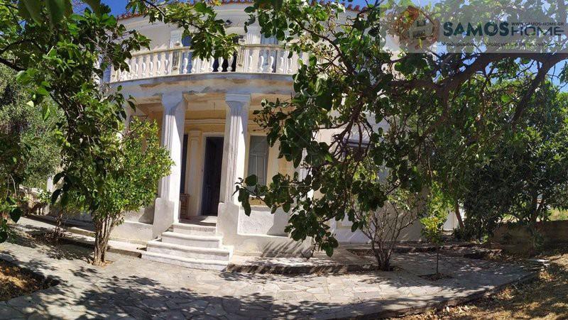 Μονοκατοικία 136τ.μ. για ενοικίαση-Σάμος » Πυθαγόρειο