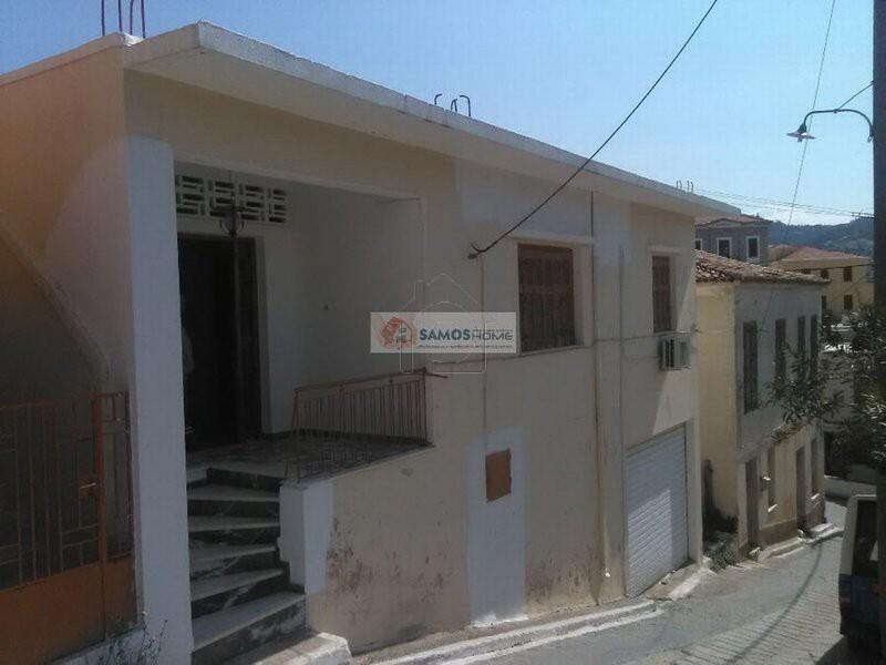 Μονοκατοικία 173τ.μ. για ενοικίαση-Σάμος » Βαθύ